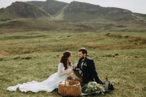 Свадебная фотосессия в Шотландии