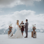 Свадьба на «Вершине мира» в Швейцарии