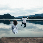 Свадебная фотосессия в Словении