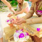 Свадьба по тайским обычаям