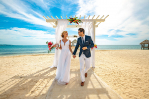 Свадебная церемония в Тунисе