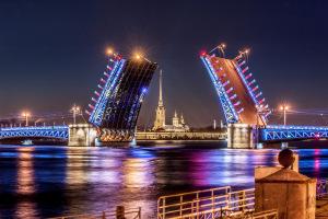 Романтика Питерских вечеров