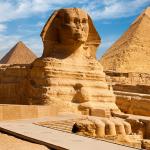 Сфинкс. Египет, Каир