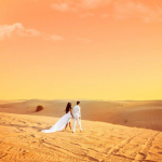 Влюбленные в пустыне Египта