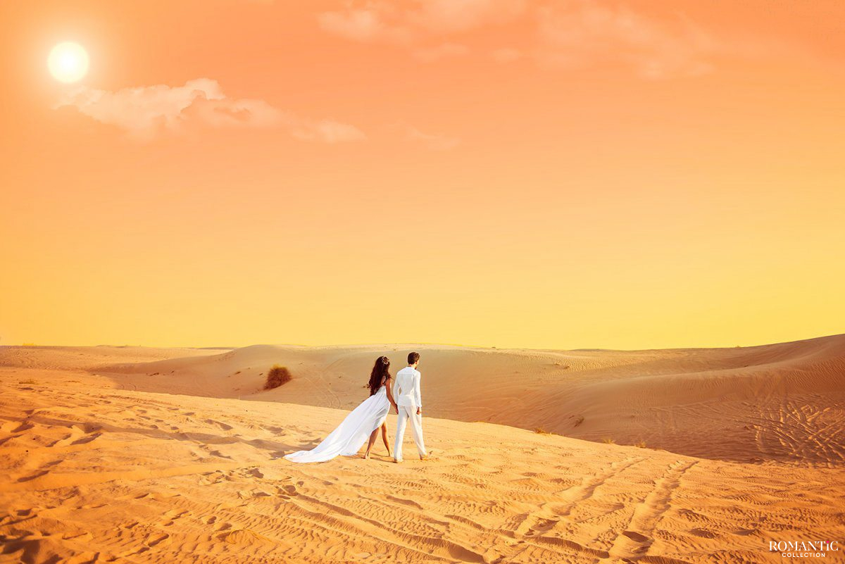 Влюблённые в пустыне Египта