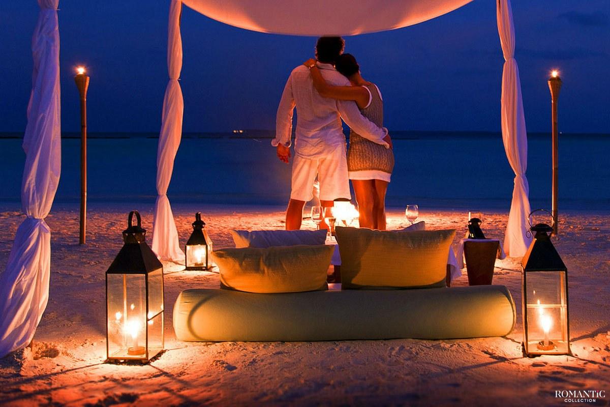 Романтические вечер в Египте