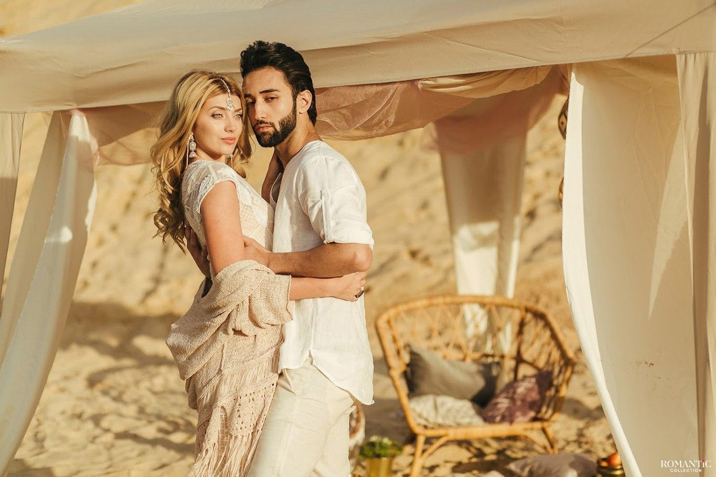 Влюблённые в Египте