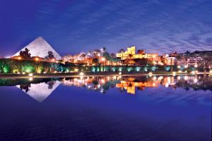 Ночной Каир