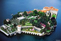 Остров Изола-Бела. Италия