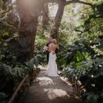 Свадьба в Ботаническом саду в Малаге